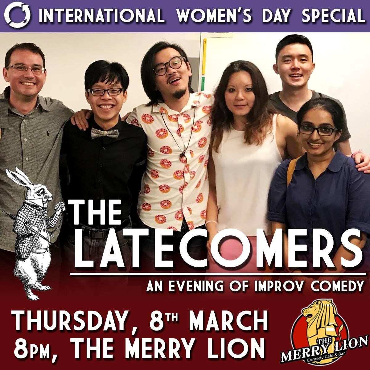 Latecomers Singapore Show