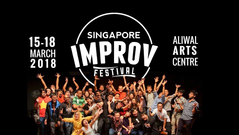 Singapore Improv Festival 2018