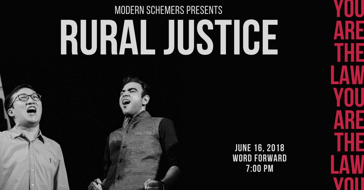 Rural Justice Modern Schemers