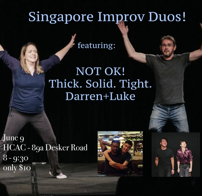 Singapore Improv Duo