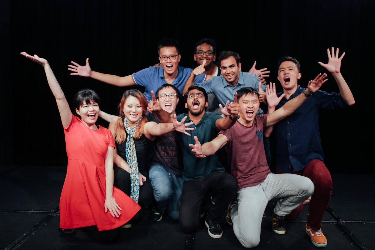 Singapore Improv Shows and Events in May 2018 - Singapore ...