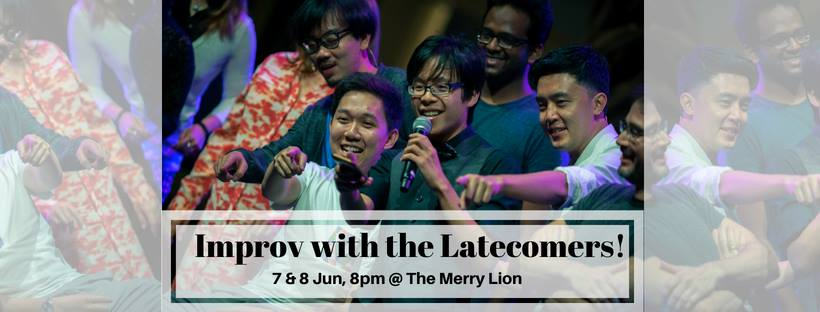 the latecomers singapore