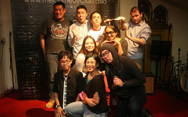 The Latecomers Improv Singapore