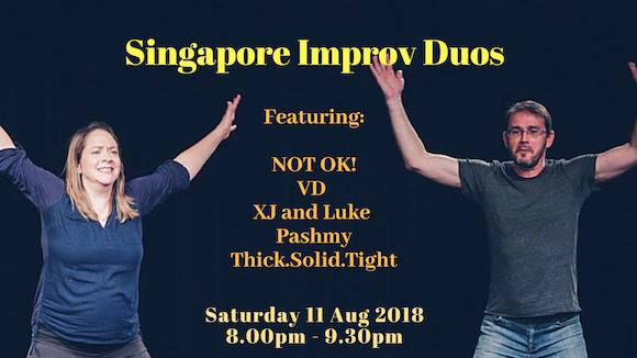 improv duo singapore