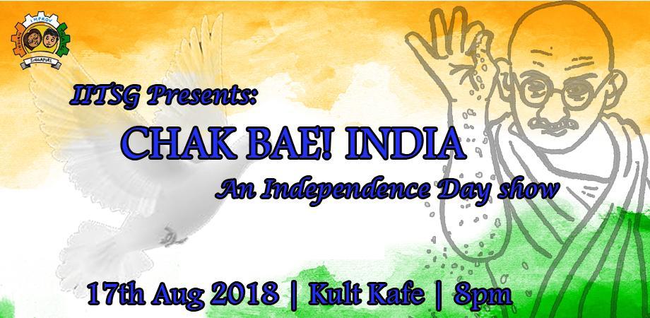 Indian Improv Theatre Singapore