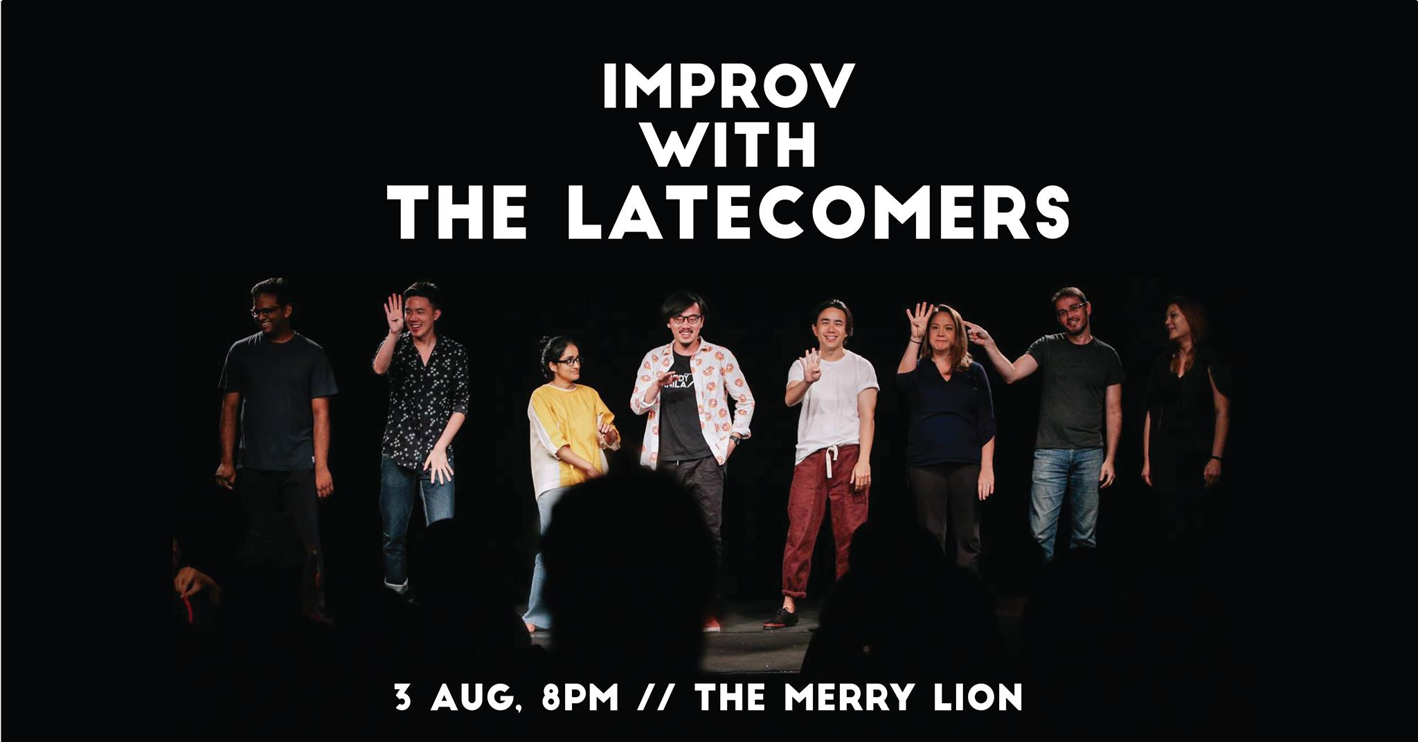 latecomers improv singapore