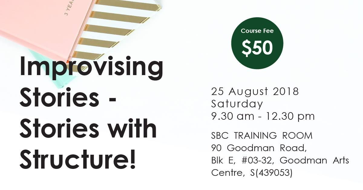 improv workshop in singapore