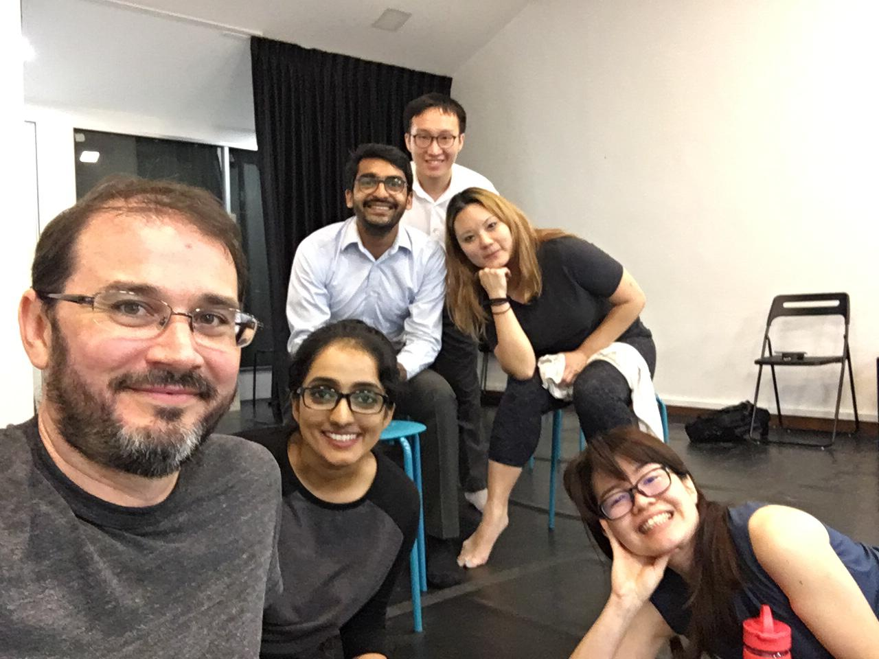 Singapore Improv Shows and Events in August 2018 ...