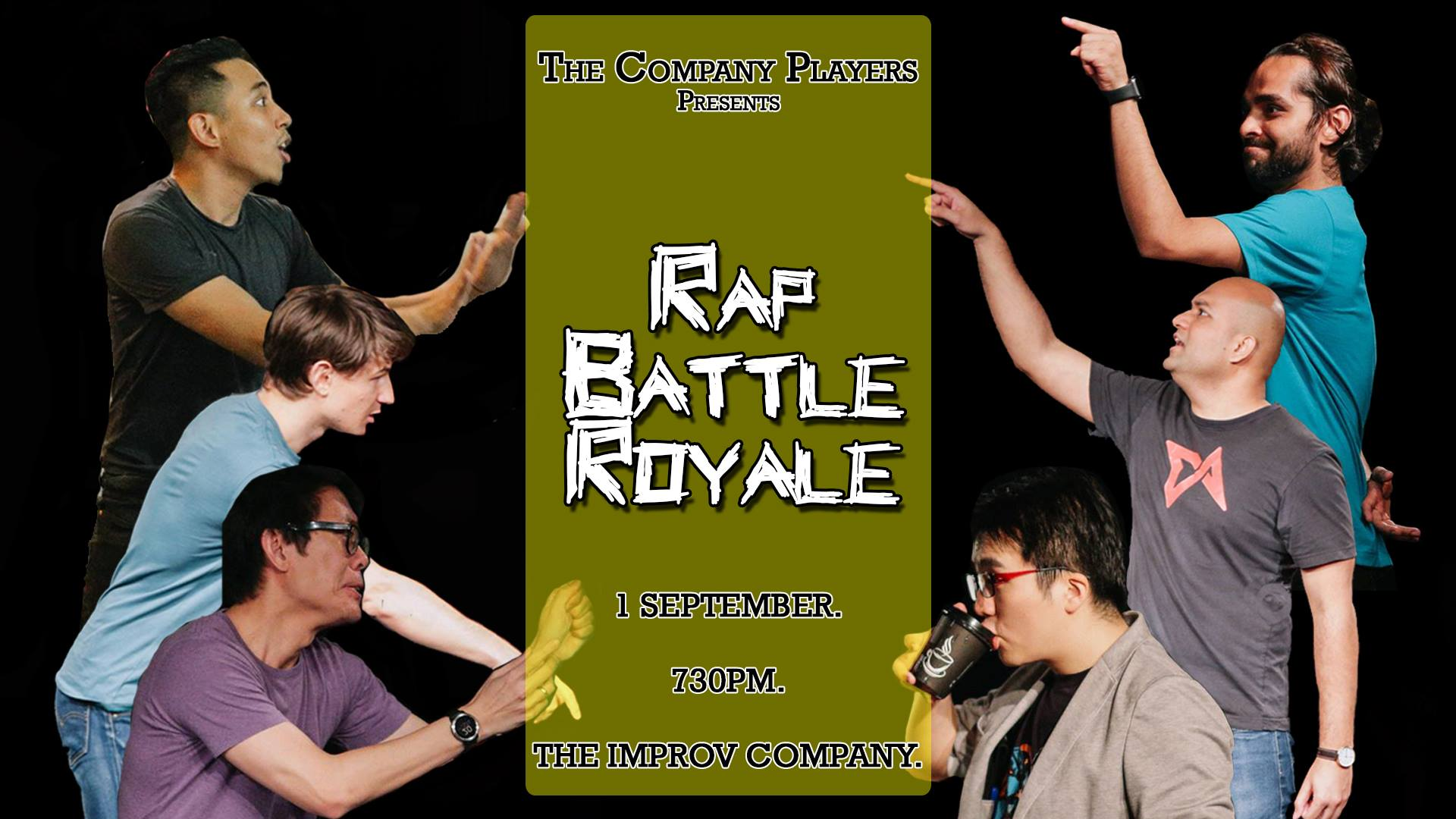 improv rap battle