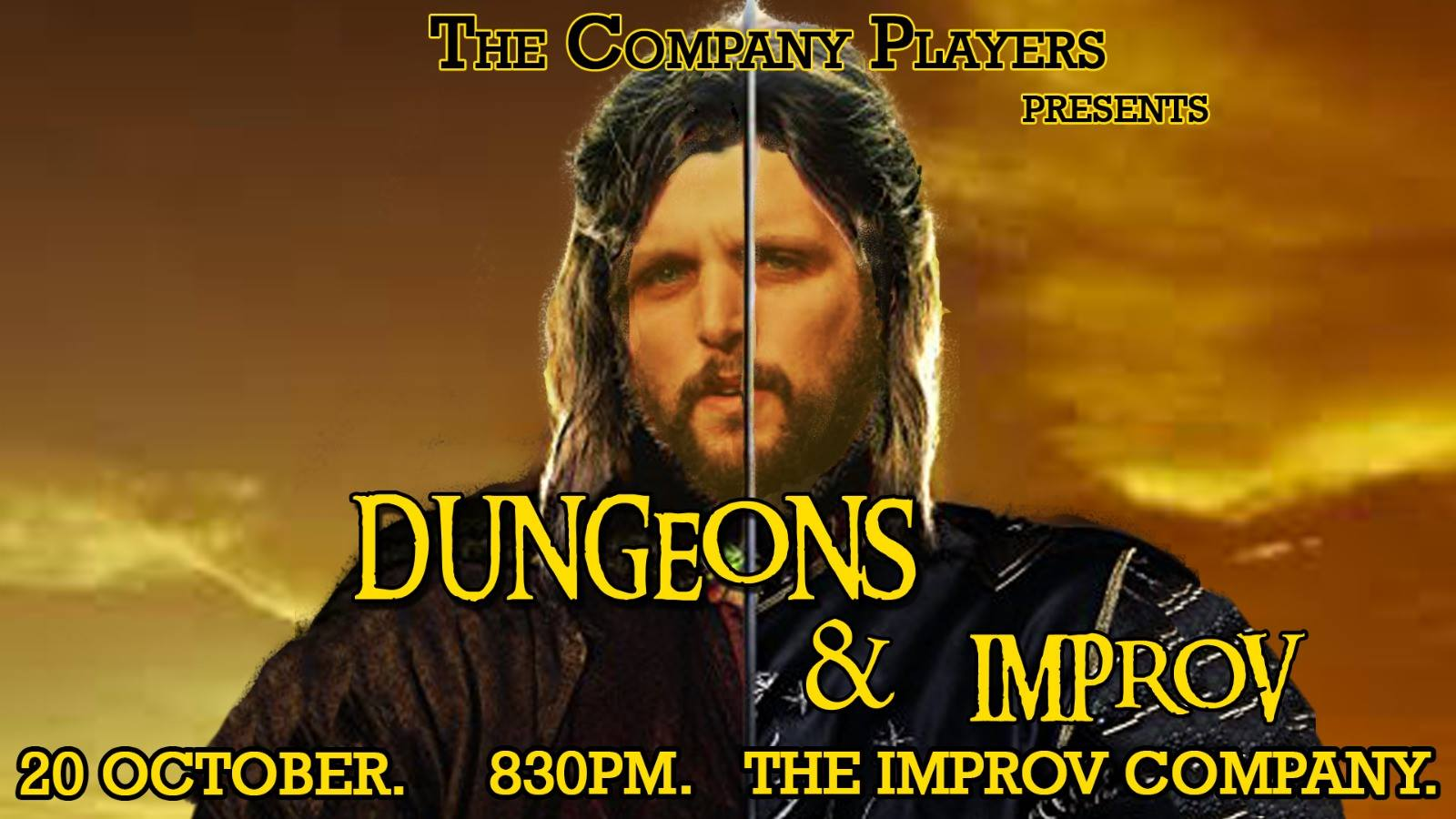dungeons and dragons improv