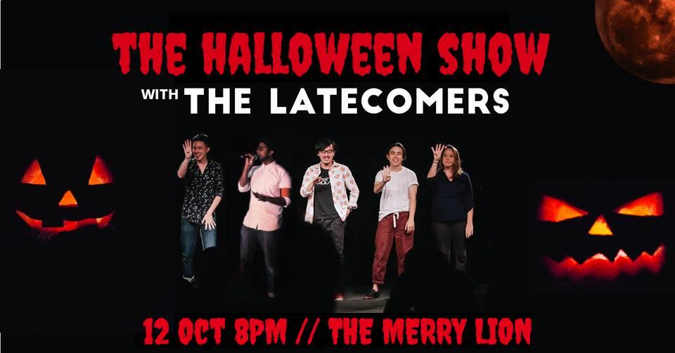 latecomers halloween