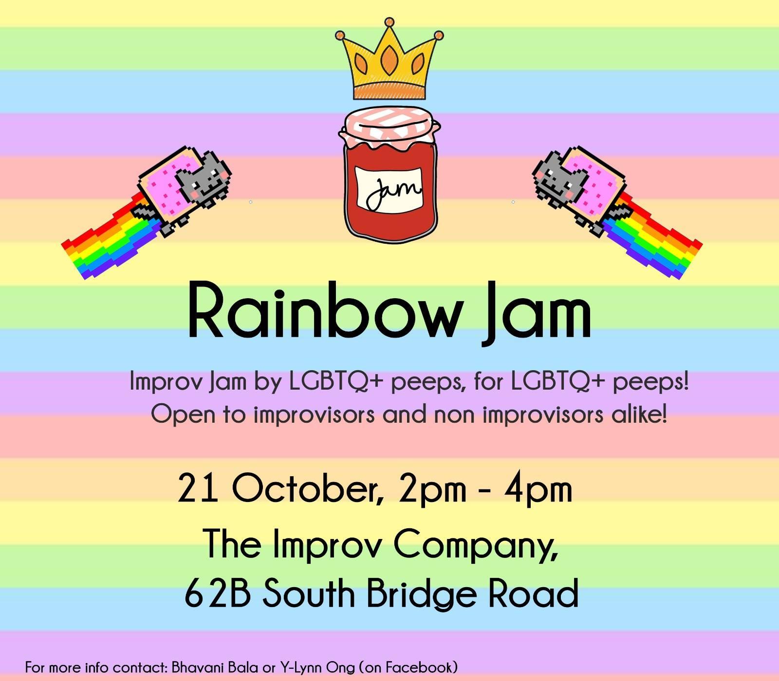 LGBTQ IMprov