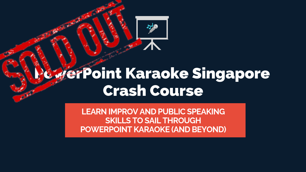 PowerPoint Karaoke Singapore