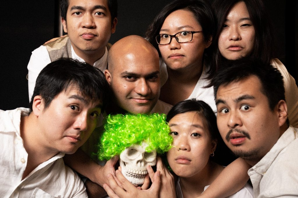 shakespeare improv singapore