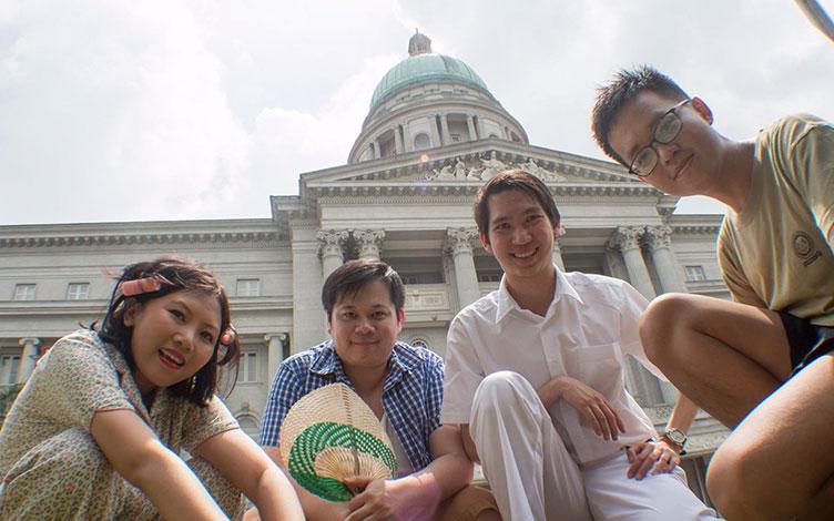 Singapore Improv ASAP